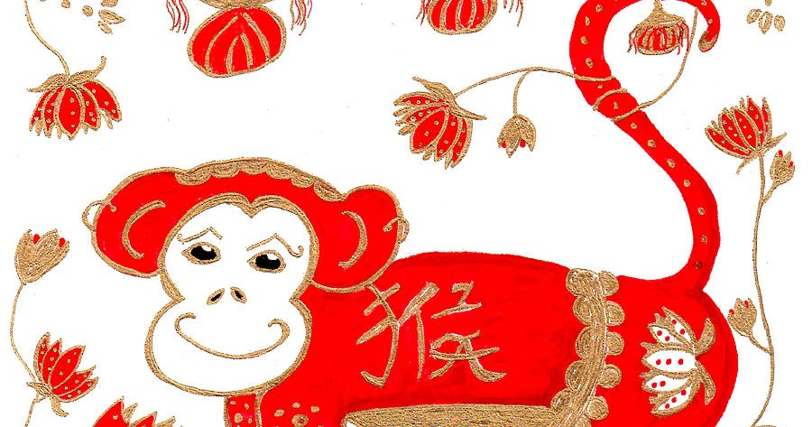 canada post year of the monkey pdf
