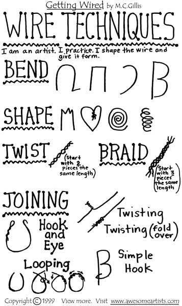 the helpful art teacher  designing a three