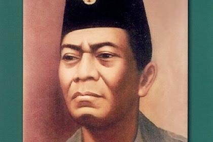 Sejarah Jenderal Oerip Soemohardjo