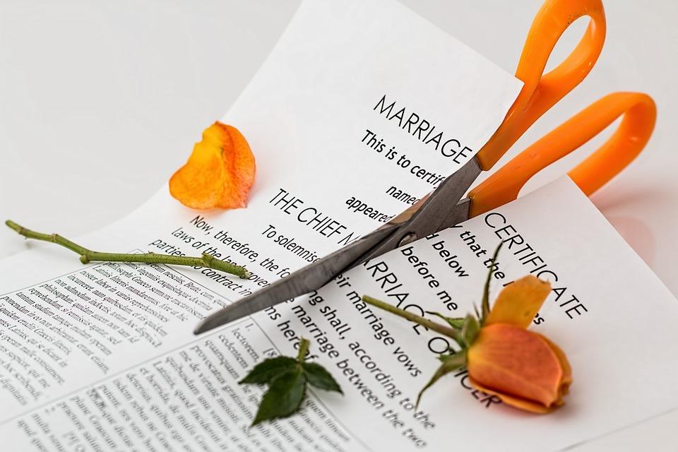 Remove wives surname