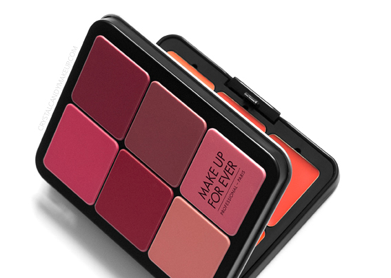 Palette Blush Crème Ultra HD Make Up For Ever Avis Revue