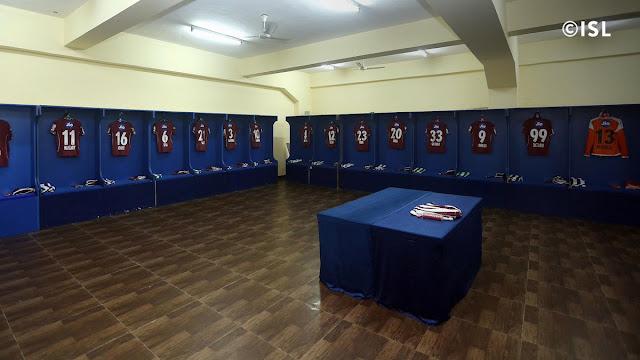 NorthEast United FC Jersey