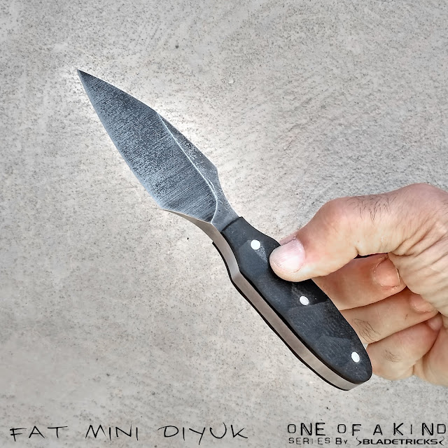 Knife maker tactical dagger