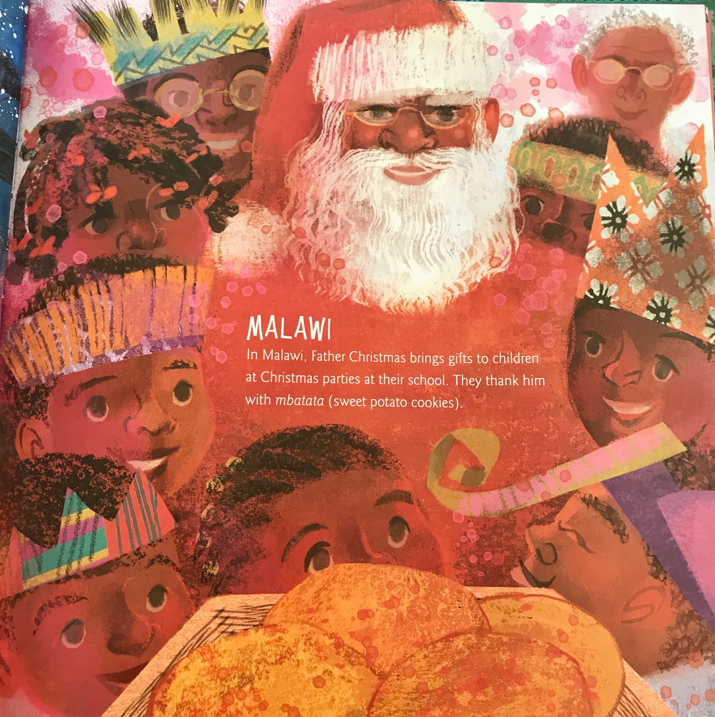 Everything Children S Literature A World Of Cookies For Santa