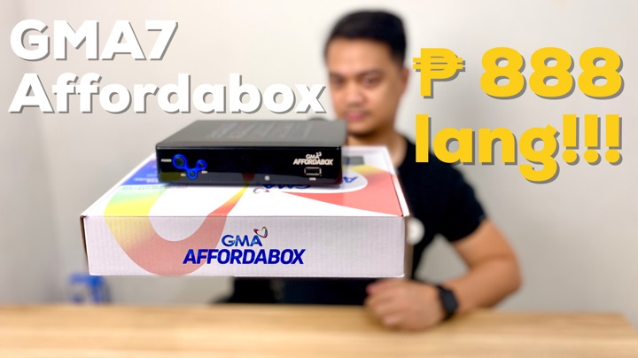 GMA Affordabox Digital TV Unboxing Video: How to Setup