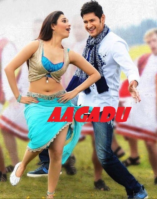 Aagadu 2014 Hindi Dual Audio 580MB UNCUT BluRay 480p ESubs