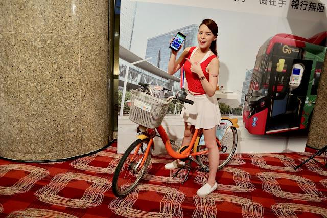 『Friday 錢包』可用來刷卡騎 U Bike