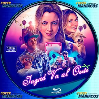 GALLETA [BLURAY] Ingrid Goes West - INGRID VA AL OESTE 2017
