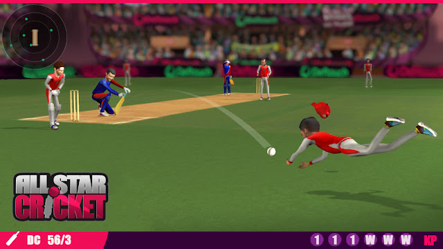 All Star Cricket Review