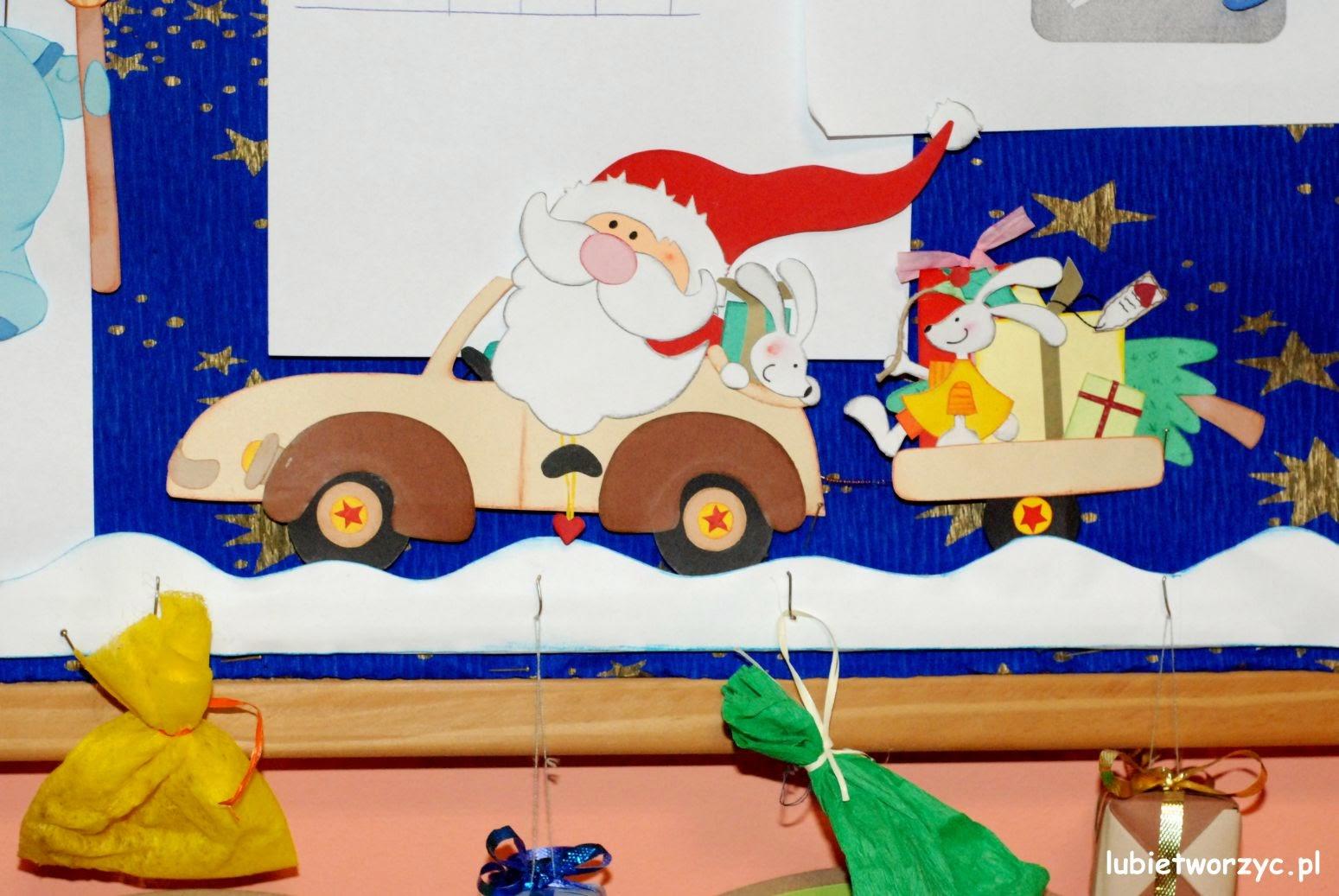 Lubię Tworzyć Dekoracje Zimowo Bożonarodzeniowe W Przedszkolu