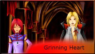 Grinning Heart