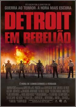 Detroit em Rebelião Dublado (2017)