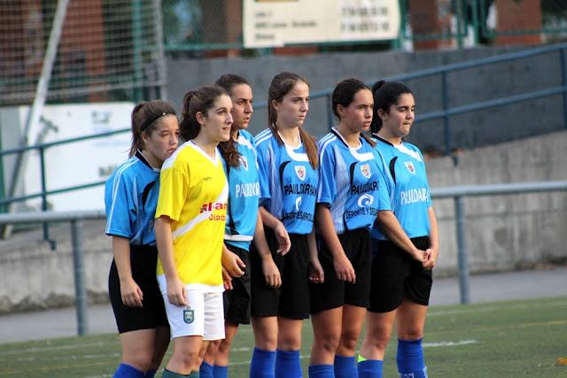Fútbol | Pauldarrak B y Barakaldo pierden en Liga Vasca ante Tolosa y Aurrera Vitoria B
