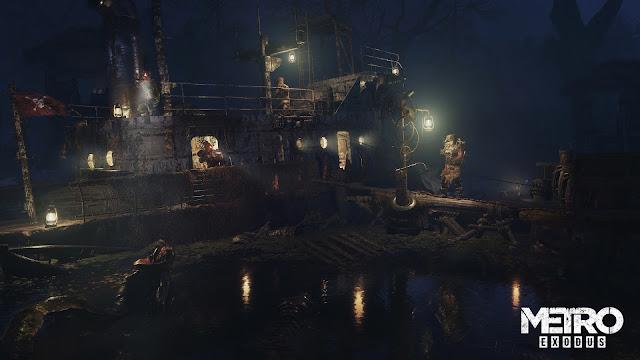 لعبة Metro Exodus تواصل إستعراض عالمها و تفاصيل رهيبة جدا من هنا