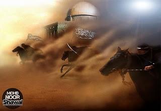 [Al Kisah] Salahuddin Al - Alyubi (Episod 11 - Salahuddin Menawan Baitul Muqaddis)
