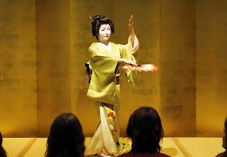 京都免費藝妓表演 - 藝妓舞台2017年7至12月時間表
