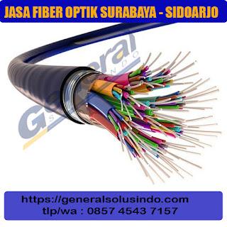 jasa splicing terminasi fiber optic surabaya dan sidoarjo