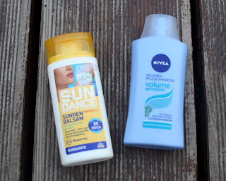 dm, sun dance, nivea