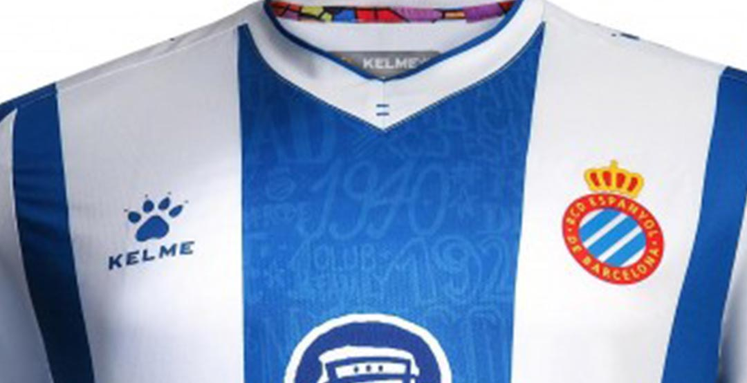 5712ded2e2d Espanyol 19-20 Home Kit Released - Footy Headlines