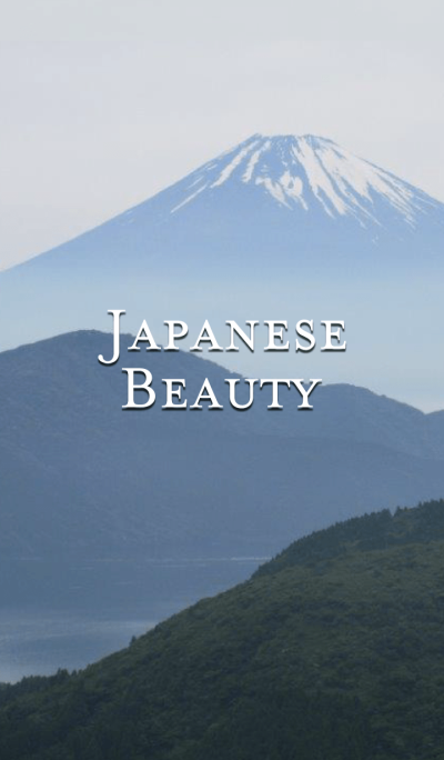 Japanese Beauty.
