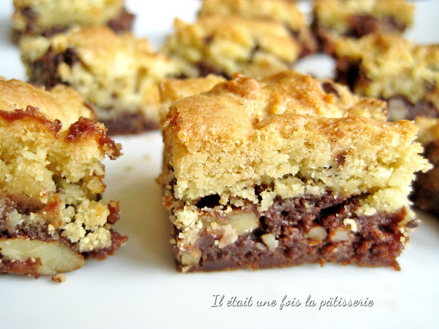 Recette de brookies : biscuits mi-cookies, mi-brownies !