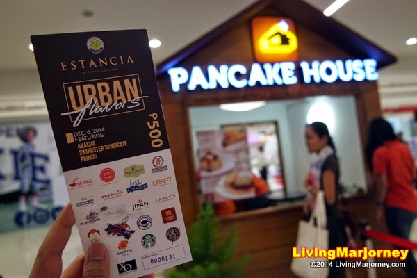 Urban Flavors at Estancia