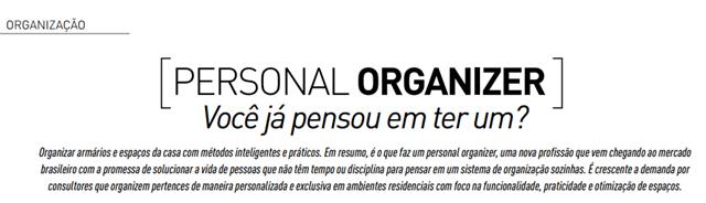 Personal Organizer Viva Harmonia