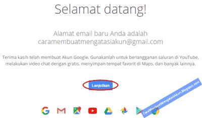 buat akun email