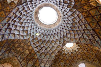 Cúpula Mezquita Irán