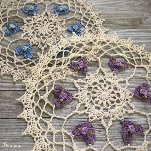 Heartblossoms - Free Pattern