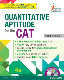 Quantitative Aptitude for the CAT pdf free download