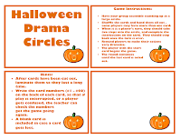 Halloween writing activities for 6th graders