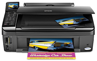 Epson Stylus NX510 Driver Download