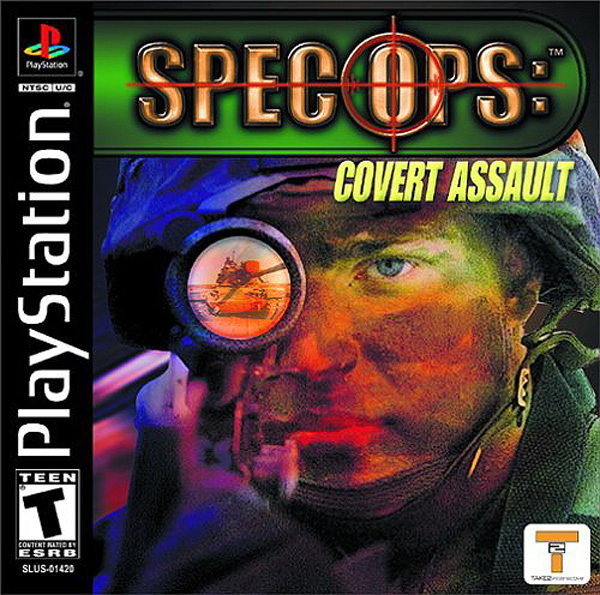 Spec Ops - Covert Assault - PS1 - ISOs Download