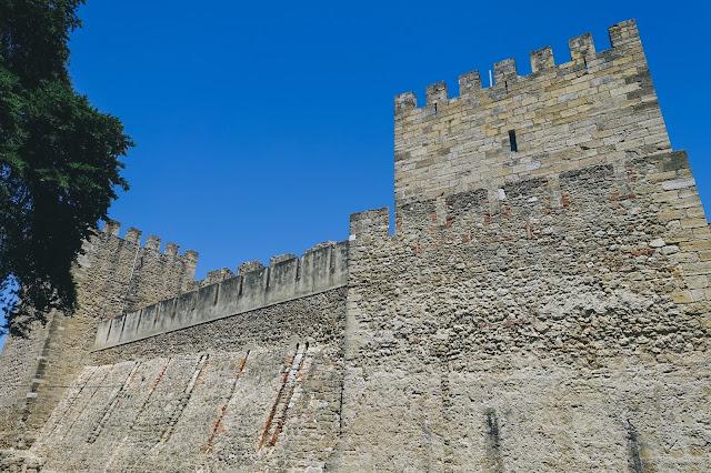 サン・ジョルジェ城(Castelo de S. Jorge)