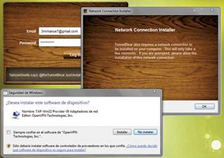 Conectarse a una IP de otro País 2