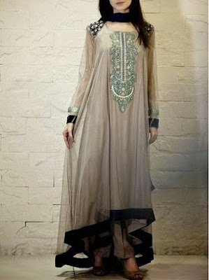 Pakistani Fashionable Party Dresses