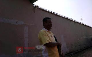 Azmi Napi Teroris Ini,  Sudah Sempat Keluar Dari Kawasan Tembok Lapas