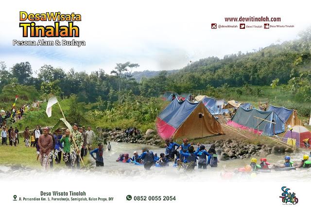 desa wisata tinalah kulon progo yogyakarta