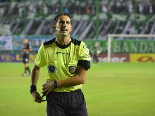 Nicolás Lamolina será el juez del debut
