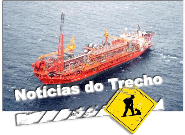 Resultado de imagem para FPSO Cidade de Itajaí