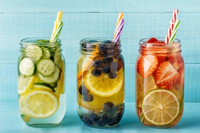 10 Resep Dan Cara Membuat Minuman Sehat Infused Water