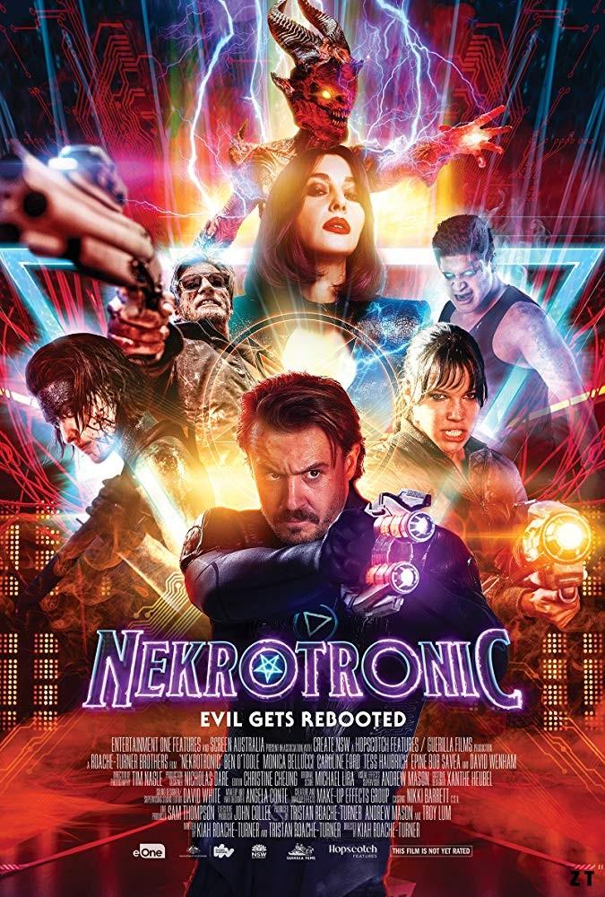 Nekrotronic [BDRip] [Streaming] [Telecharger]