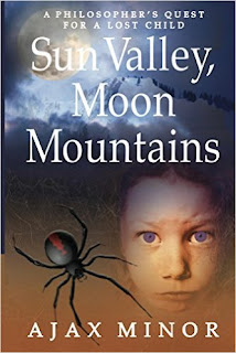 Sun Valley Moon Mountains - a fantastical realism by Ajax Minor