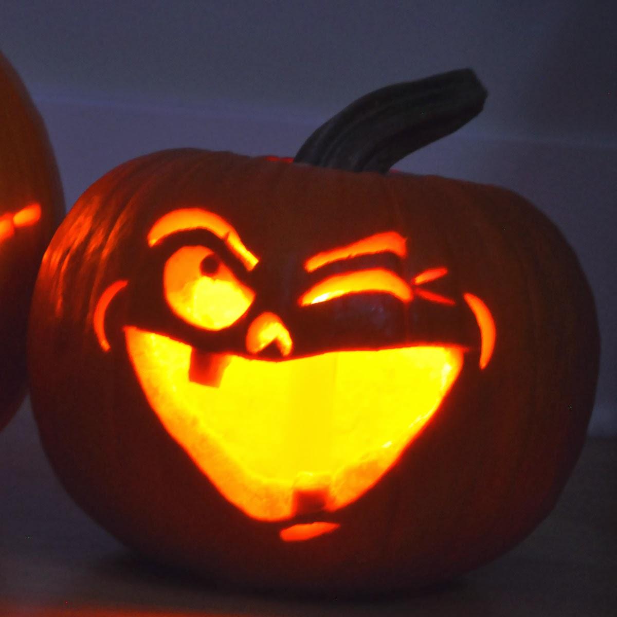 Vistoso Diseo De Calabaza De Halloween Inspiracin Dibujos Para