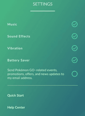 Pokemon Go Tricks and cheats