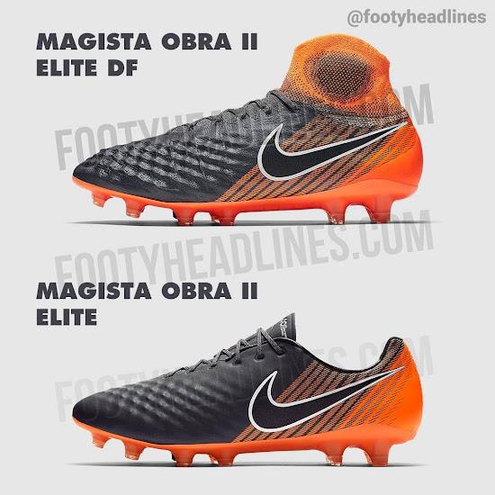 Football Boots Nike Magista Obra ACC FG Total Crimson