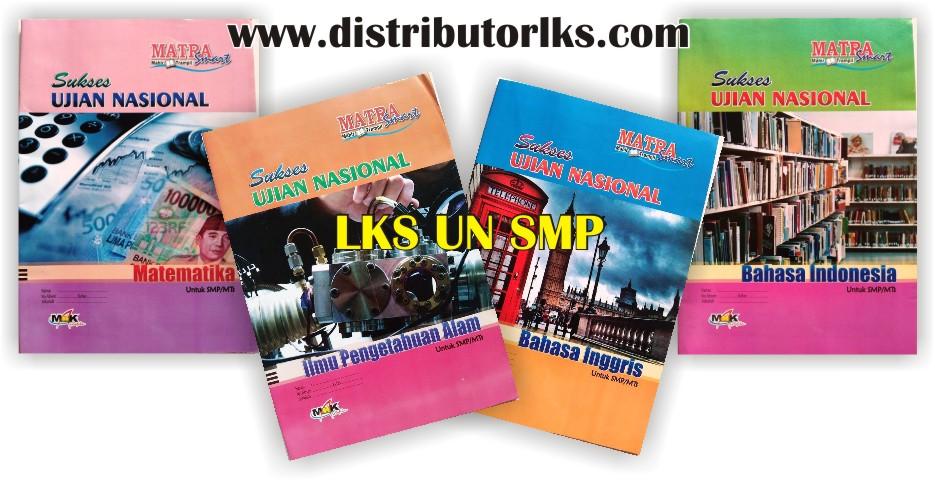 Lks Un Smp Penerbit Media Adi Karya Distributor Lks