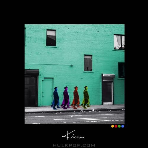 Kisnue – Overpaint – EP