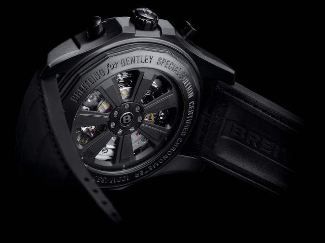 Breitling Bentley B05 Unitime trasera